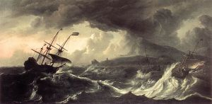 Ludolf_Bakhuizen_-_Ships_Running_Aground_in_a_Storm