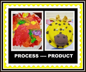 Product vs. Process