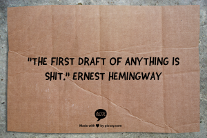 Can I disagree with Hemingway?