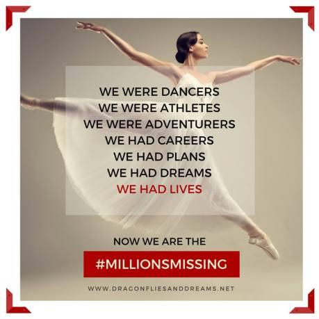 millions missing