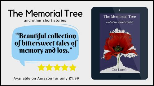 Purchase my short story collection: azon.co.uk/Memorial-Tree-other-short-stories-ebook/dp/B07F1T7H98
